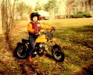 Billy Schlag Christmas Day 1979